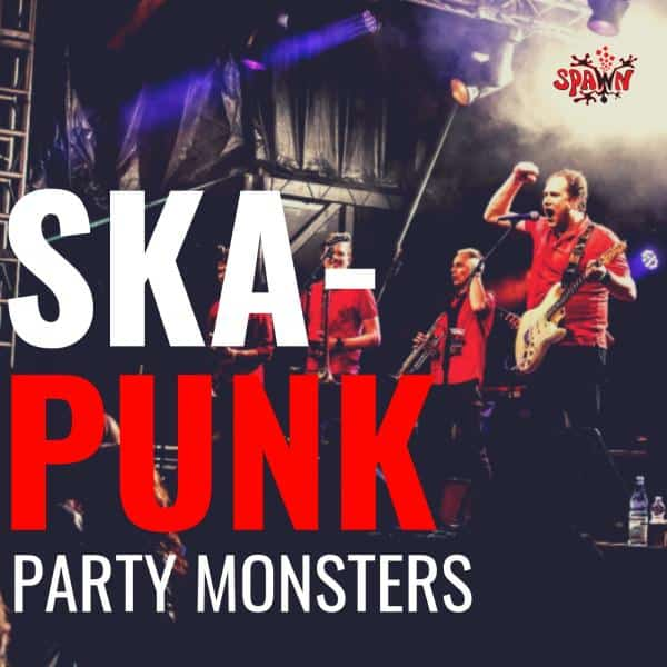 Ska Punk Party Monsters