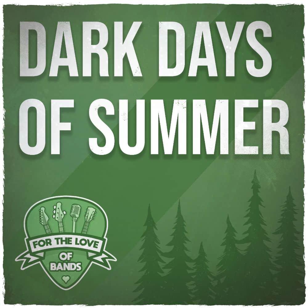 Dark Days of Summer playlist
