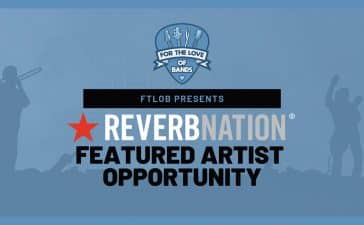 Reverbnation Featured Artist