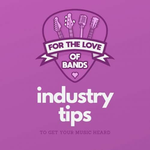 industry tips to get your music heard
