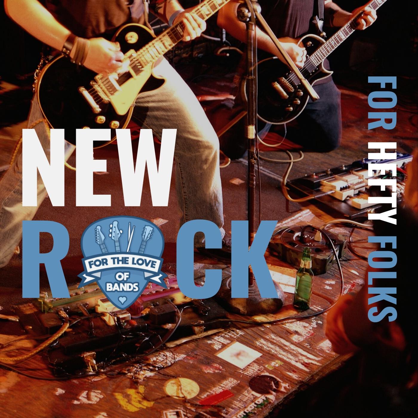 NEW ROCK For Hefty Folks