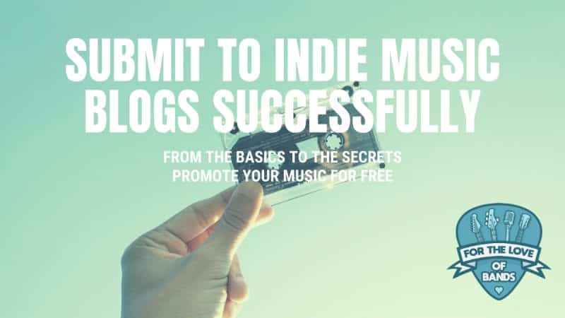 Submit to Indie Music Blogs