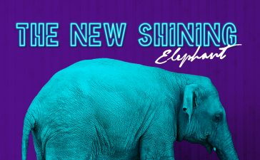 The New Shining - Elephant