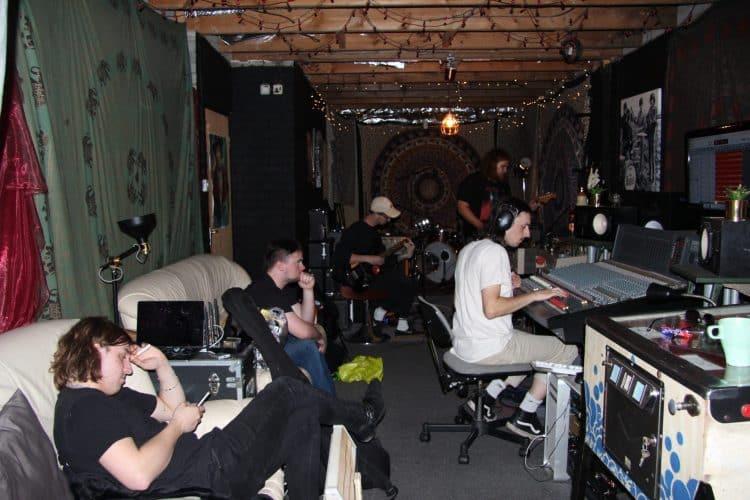 Fake Swans Recording