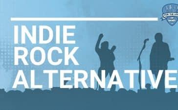 Indie Rock Alternative February 2020
