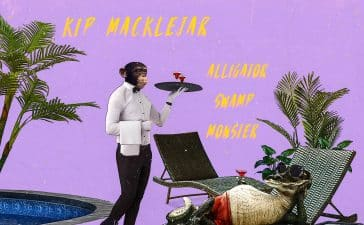 Kip Macklejar - Alligator Swamp Monster