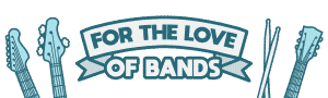 For The Love Of Bands Logo