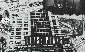 Glass Peaks - It's Raining On The Wrong Side of The Window