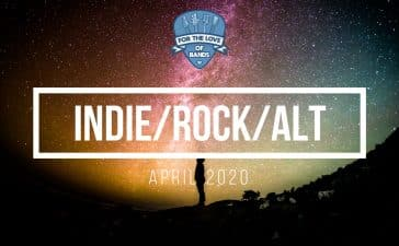 Indie Rock Alternative Compilation April 2020
