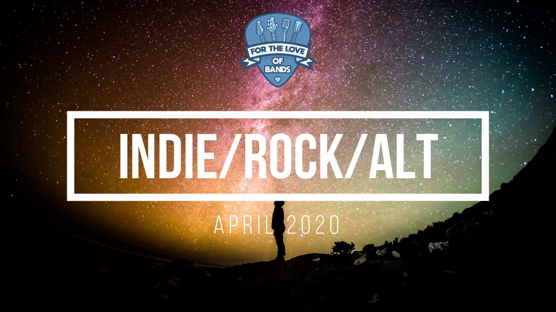 Indie Rock Alternative Compilation April 2020