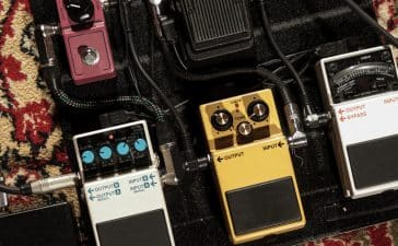 Benefits of Using Guitar EQ Pedals