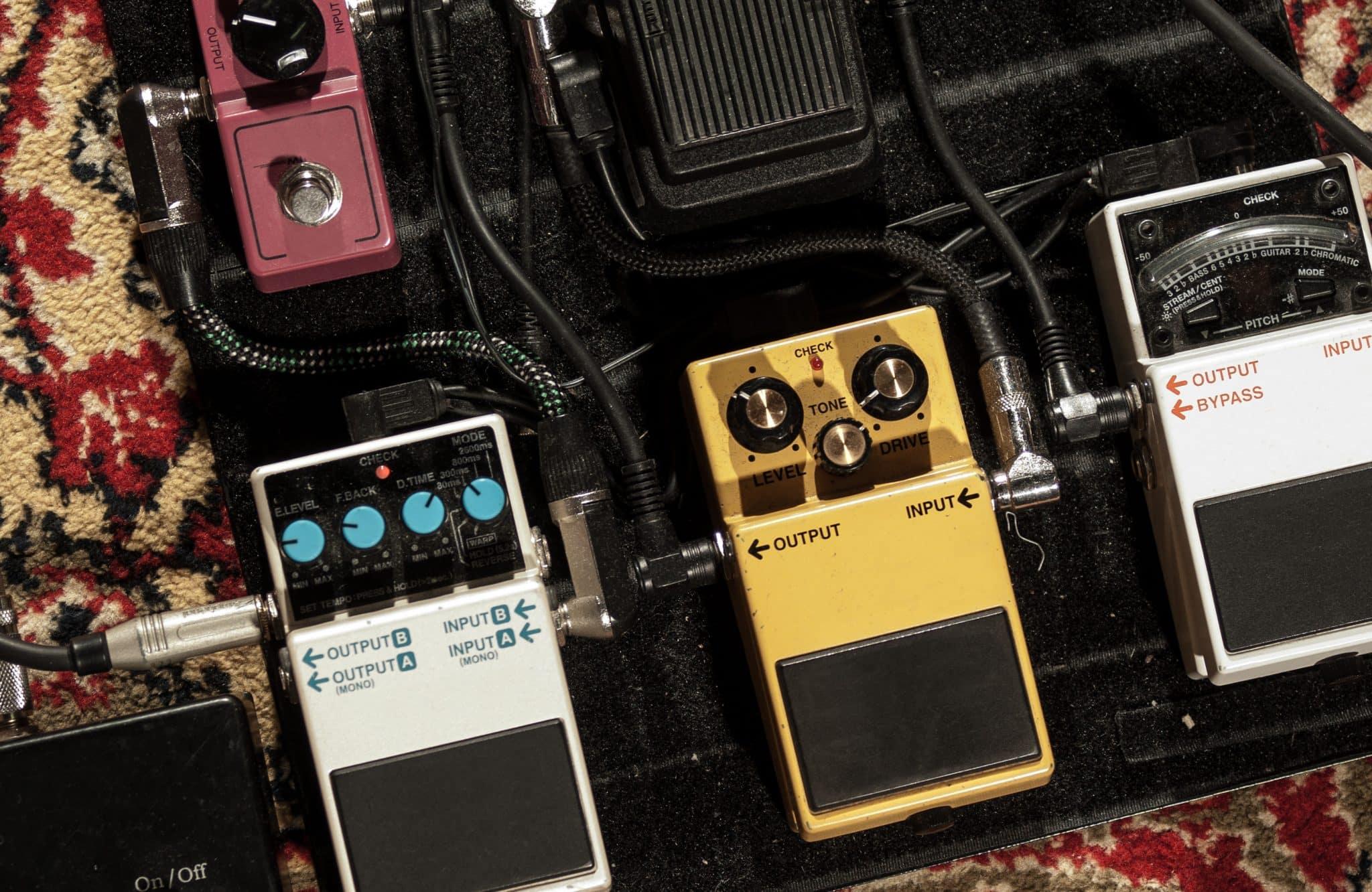 Benefits of Using Guitar EQ Pedals