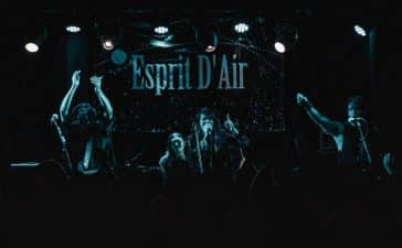 J-rock group Esprit D'Air announce 10th anniversary show at The Dome in London