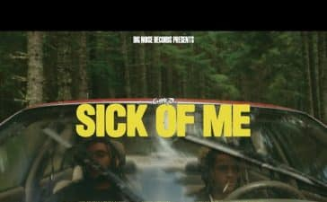 GARZI - SICK OF ME (Official Music Video)