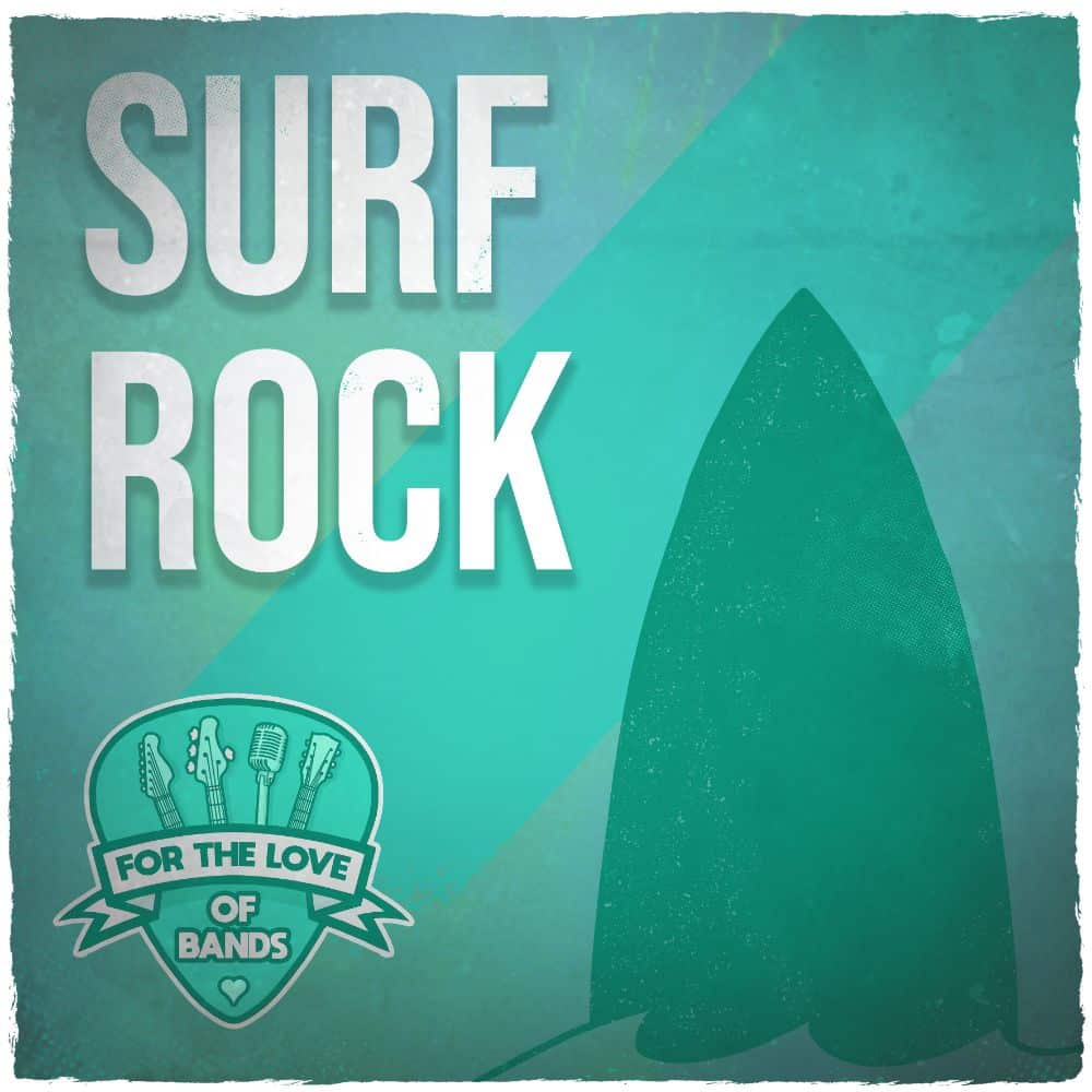 Surf Rock Surf Pop playlist