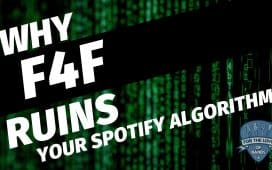 Why Follow For Follow on Spotify will ruin your algorithm